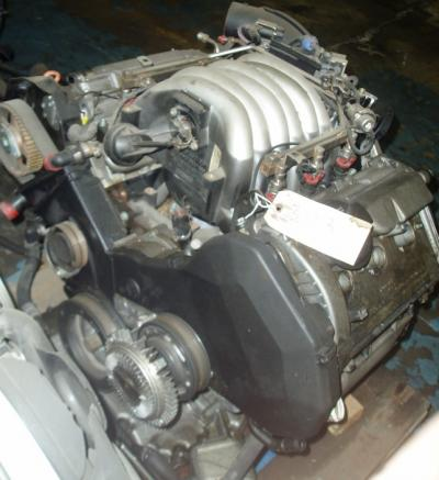 Quality German Auto Parts ~|~ Special Gas Engines : VW 2.8 ...